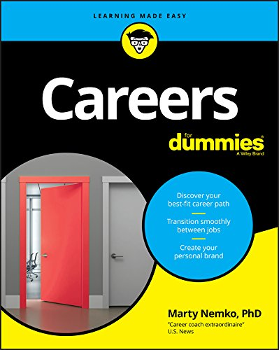 Careers for Dummies Marty Nemko